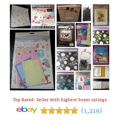 Crafts Items in Shellys Sweet Finds store #ebay #PromoteEbay #PictureVideo @SharePicVideo