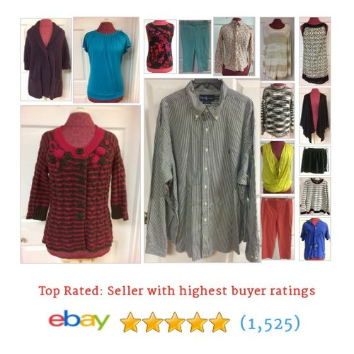 Clothing Great deals from Nandry's Bluegrass Bargains #ebay @bluegrass_sales  #ebay #PromoteEbay #PictureVideo @SharePicVideo