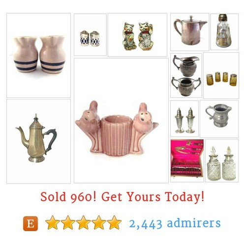 Silver + Serving - Unique Gifts Handmade Antiques by DerBayzVintage  shop #etsy https://SharePicVideo.com?ref=PostVideoToTwitter-DerBayz #etsy #PromoteEtsy #PictureVideo @SharePicVideo