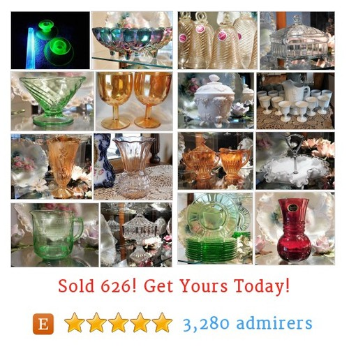 GLASSWARE Etsy shop #etsy @jgrbmb  #etsy #PromoteEtsy #PictureVideo @SharePicVideo