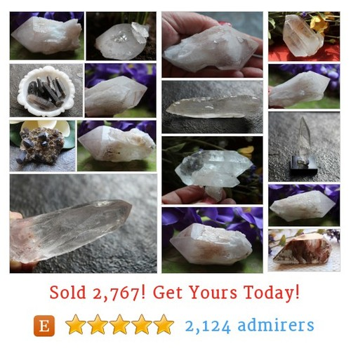 Crystal Points Etsy shop #etsy #PromoteEtsy #PictureVideo @SharePicVideo