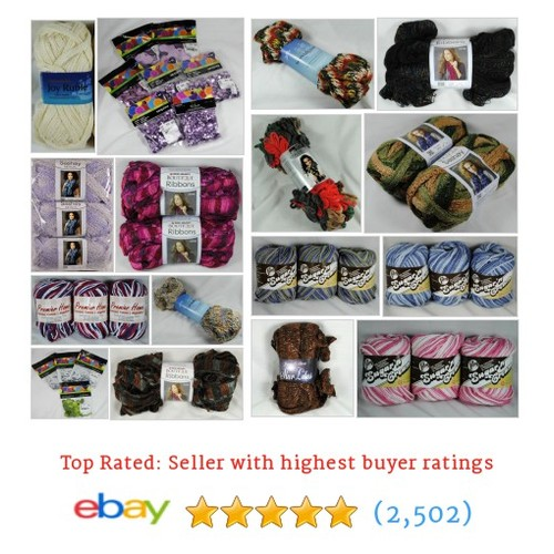 Craft Supplies Great deals from Truslow Yarn and Marketplace #ebay @alisondesigns  #ebay #PromoteEbay #PictureVideo @SharePicVideo
