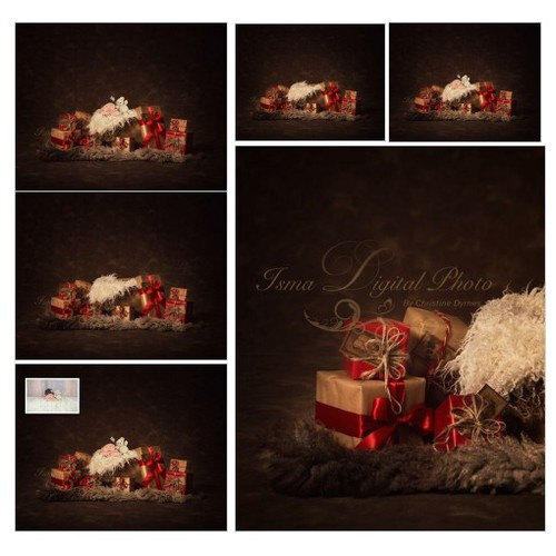 Christmas Gifts With Dark Background 2 - Beautiful Digital @cdtfoto  #socialselling #PromoteStore #PictureVideo @SharePicVideo