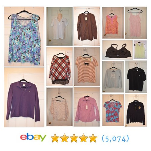 Women's Shirts Items in Couture Consignments store #ebay @cconsignments  #ebay #PromoteEbay #PictureVideo @SharePicVideo