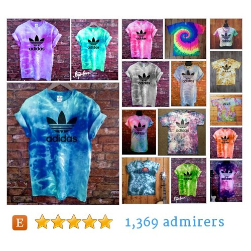 Tie Dye Tees - Custom Branded Streetwear by SABAPPAREL #etsy shop #TieDyeTee @sab_apparel  #etsy #PromoteEtsy #PictureVideo @SharePicVideo