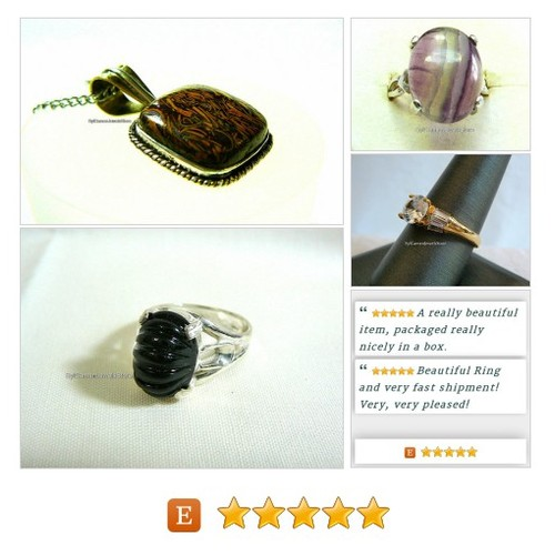 Ring Jewelry Collectibles SylCameoJewelsStore myetsyshop  #etsy #PromoteEtsy #PictureVideo @SharePicVideo