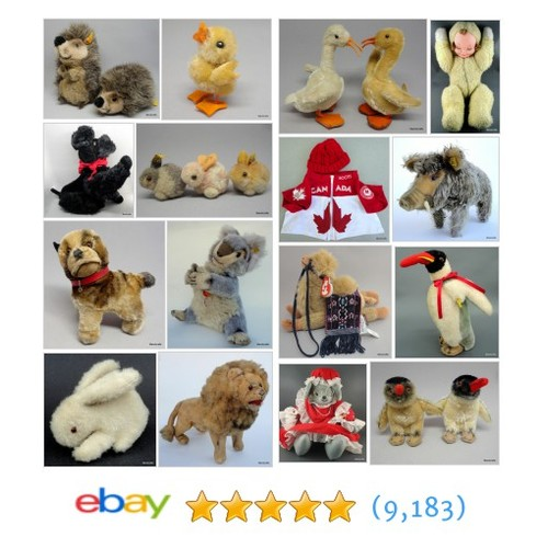 Teddy Bears & Friends Plush Electronics, Cars, Fashion, Collectibles  @mandicrafts #ebay  #ebay #PromoteEbay #PictureVideo @SharePicVideo