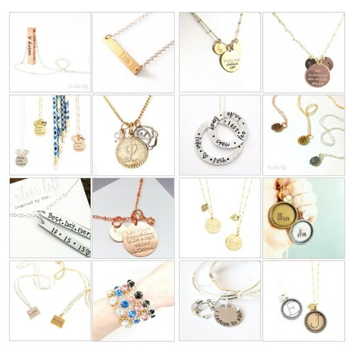 Necklaces personalized handcrafted jewelry #shopify @thesilverloft  #shopify #PromoteStore #PictureVideo @SharePicVideo
