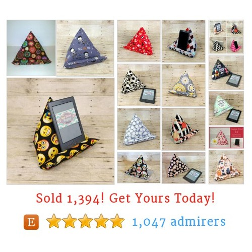 iPad and Kindle Stands Etsy shop #ipadandkindlestand #etsy @bee_sew_happy  #etsy #PromoteEtsy #PictureVideo @SharePicVideo