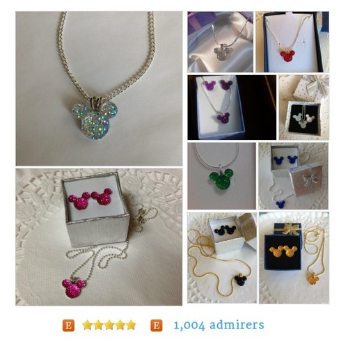 Are you wearing the #mouse?  JEWELRY by HairSwirls1 Etsy shop #NecklacesandEarring #etsy #PromoteEtsy #PictureVideo @SharePicVideo