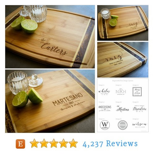 Custom Cutting Board, Personalized Cutting #etsy @kestrel_montes  #etsy #PromoteEtsy #PictureVideo @SharePicVideo