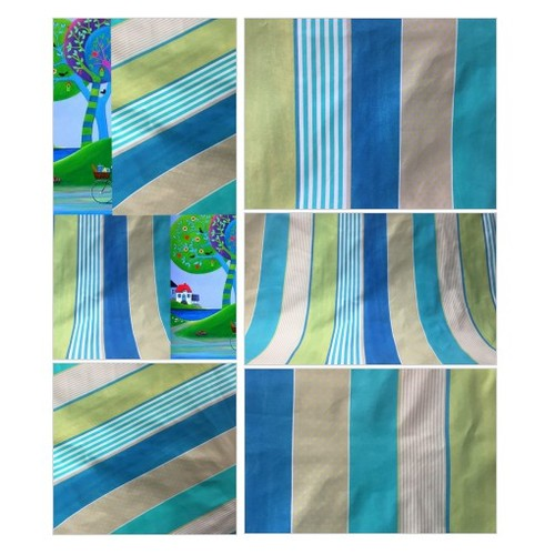 Stripe Fabric Blue Green and Turquoise Stripe Cotton Fabric Wide Stripe Fabric for Pillows, Curtains, Tote Bags and More #etsyspecialt  #SpecialTGIF   #TMTinsta    @MuchLoveRTs  @CCG_RTs  @KubRetweet  @DripRT #homedecorfabric #craftfabric #bluestripe #etsy #PromoteEtsy #PictureVideo @SharePicVideo