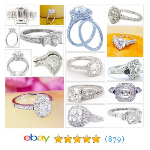 Engagement rings Great deals from knr #ebay @knr_inc  #ebay #PromoteEbay #PictureVideo @SharePicVideo