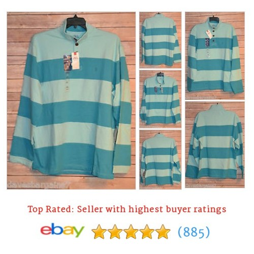 MENS IZOD SALTWATER RELAXED CLASSICS NAUSET LIGHT FLEECE  @davesbargains #ebay  #etsy #PromoteEbay #PictureVideo @SharePicVideo