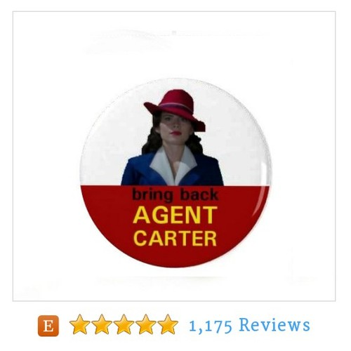 Agent Peggy Carter - Bring Back Agent #etsy @squarepenguinhq  #etsy #PromoteEtsy #PictureVideo @SharePicVideo
