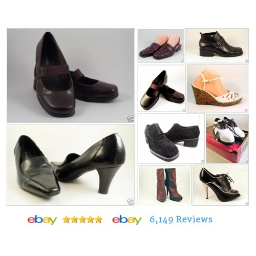 cookiebabe | eBay WOMENS SIZE 8.5 SHOES! #ebay #PromoteEbay #PictureVideo @SharePicVideo