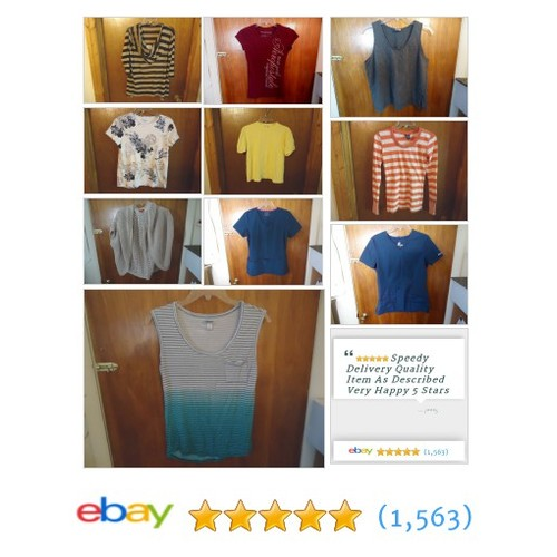 Womens Size Small Tops / Blouses At Foster Web Store #ebay #PromoteEbay #PictureVideo @SharePicVideo