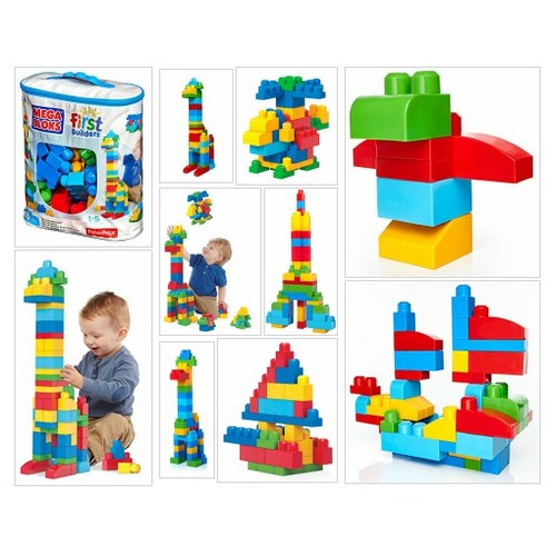 # Mega #Bloks# First# Builders# Big Building #Bag,# 80-#Piece# (Classic): #Toys &# Games #socialselling #PromoteStore #PictureVideo @SharePicVideo