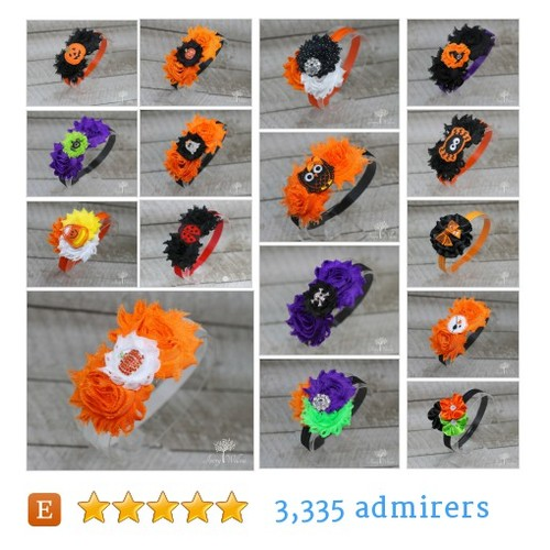 Halloween Headbands #etsy shop #halloweenheadband @theivorywillow  #etsy #PromoteEtsy #PictureVideo @SharePicVideo