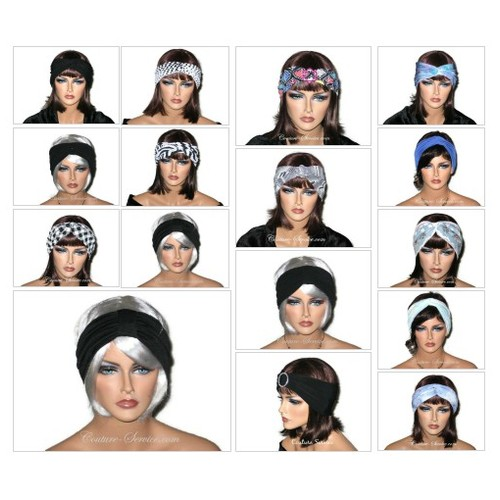 Headband Turbans #socialselling #PromoteStore #PictureVideo @SharePicVideo