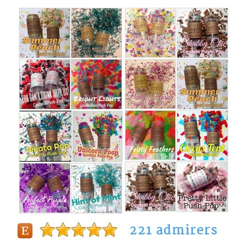 Any Occasion Push-Pops Etsy shop #anyoccasionpushpop #etsy #PromoteEtsy #PictureVideo @SharePicVideo