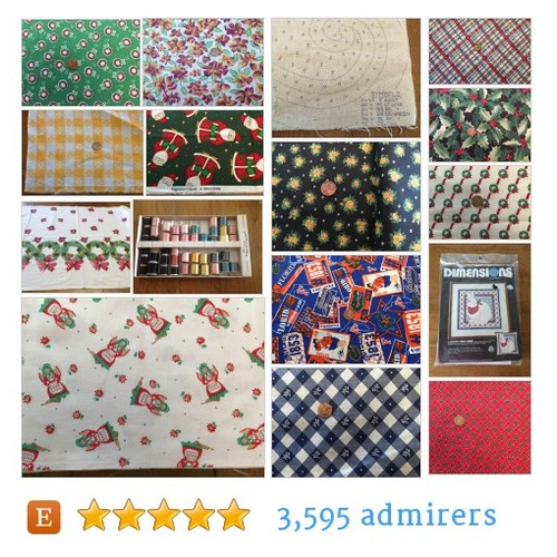 Print Feedsacks & FABRIC #etsy shop #fabric #printfeedsack @etsy_ohiopicker  #etsy #PromoteEtsy #PictureVideo @SharePicVideo