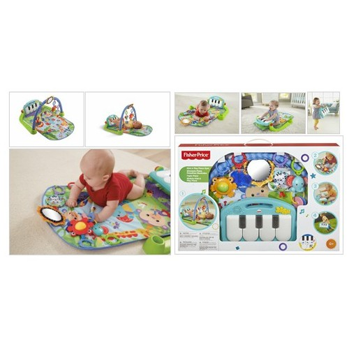 Fisher-Price Kick and Play Piano Gym - Every Thing Baby #socialselling #PromoteStore #PictureVideo @SharePicVideo