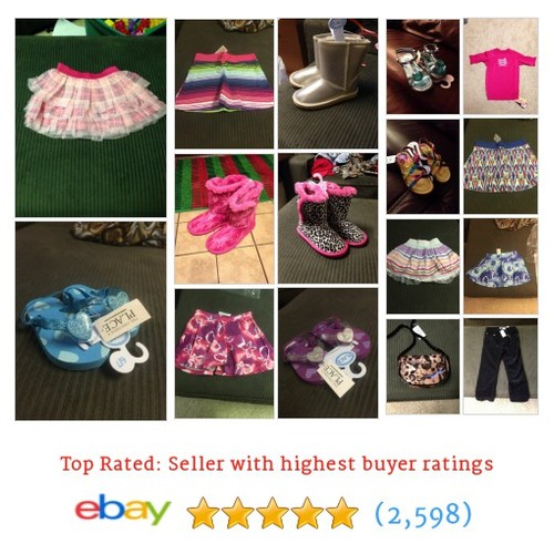 GIRLS CLOTHING/ACCESSORIES Great deals from Badmixies Good Deal Outlet #ebay @bmgd_outlet  #ebay #PromoteEbay #PictureVideo @SharePicVideo