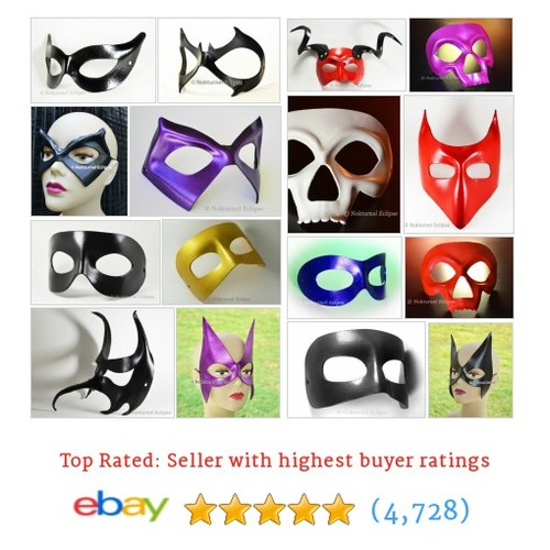 Leather Masks Great deals from Spiked Leather Fetish Metal Wear #ebay @spikedleather  #ebay #PromoteEbay #PictureVideo @SharePicVideo