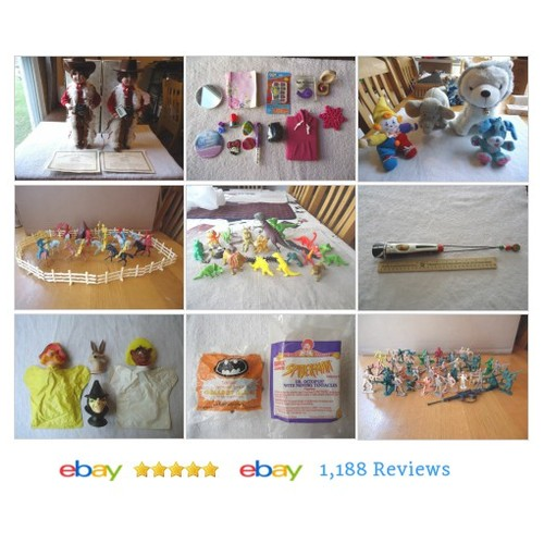 Always Free Shipping At Foster Web Store ! #CollectibleToys #ebay #PromoteEbay #PictureVideo @SharePicVideo