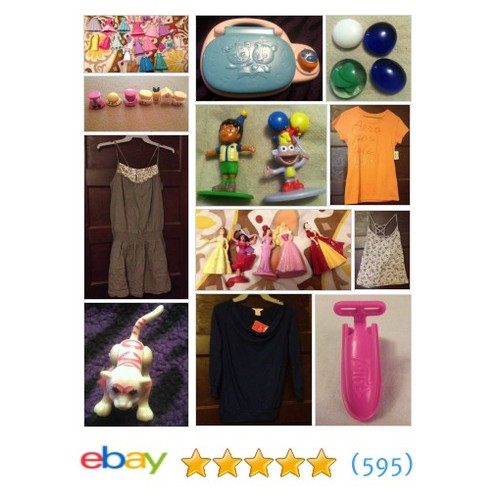 All Categories Items in Tiffany's Treasure Box store on eBay! #ebay @tclontz94_ebay  #ebay #PromoteEbay #PictureVideo @SharePicVideo