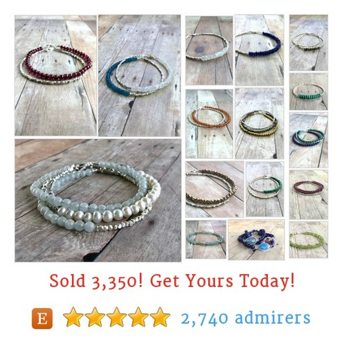 Gemstone Clasp Bracelets Etsy shop #etsy @gemsbykelley https://www.SharePicVideo.com/?ref=PostPicVideoToTwitter-gemsbykelley #etsy #PromoteEtsy #PictureVideo @SharePicVideo