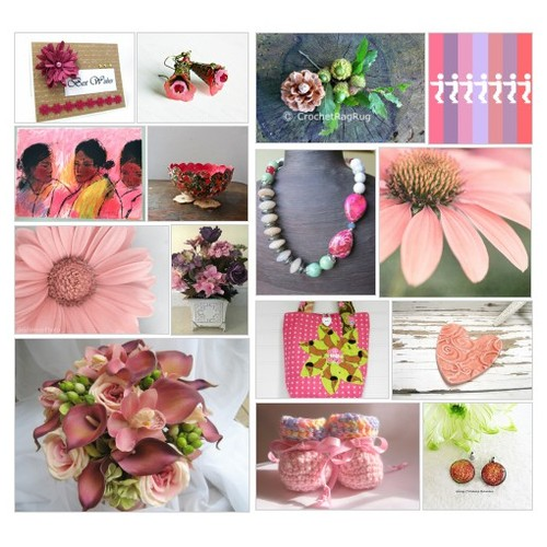 ¨¨°º©©º°¨¨pink-ish¨¨°º©©º°¨¨ by Frances on Etsy @Rescuedoffering #etsy #PromoteEtsy #PictureVideo @SharePicVideo