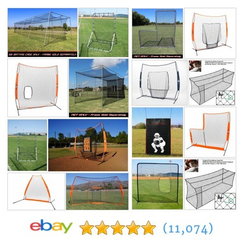 Nets & Screens Items in Best Sports Direct store #ebay @baseballdirect  #ebay #PromoteEbay #PictureVideo @SharePicVideo