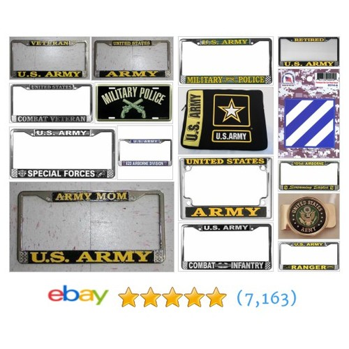 Army Items in Fighting Armadillo Sales store #ebay @fightnarmadillo  #ebay #PromoteEbay #PictureVideo @SharePicVideo
