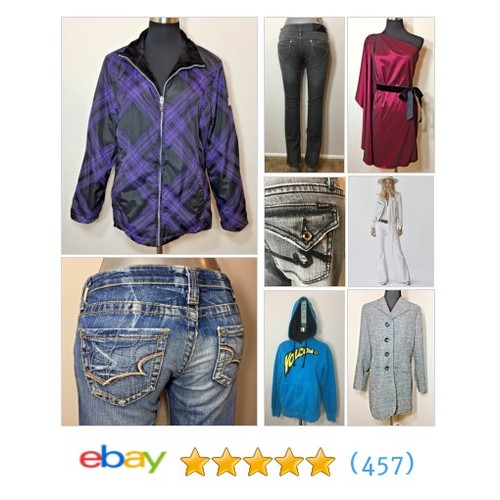 Women's Clothing Items in Tracy's Trends store #ebay @ebay_birmingham  #ebay #PromoteEbay #PictureVideo @SharePicVideo