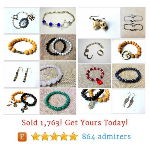 bracelets / earrings Etsy shop #etsy @vintagehomage  #etsy #PromoteEtsy #PictureVideo @SharePicVideo