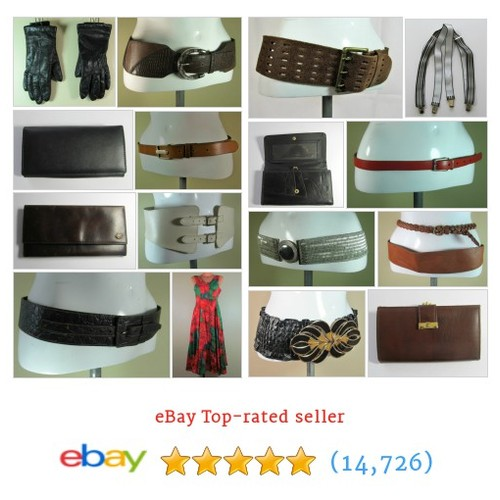 Clothes, Shoes, & Accessories Items in Sangriasuzies Emporium store ! #ebay @sangriasuzie  #ebay #PromoteEbay #PictureVideo @SharePicVideo