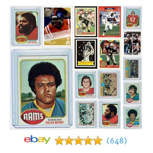 Football Cards Items in Dolfan Chillys Bargains store #ebay @dolfanchilly  #ebay #PromoteEbay #PictureVideo @SharePicVideo