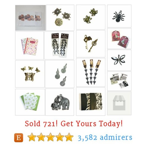 Supplies Shop Etsy shop #etsy @blingthings2011  #etsy #PromoteEtsy #PictureVideo @SharePicVideo