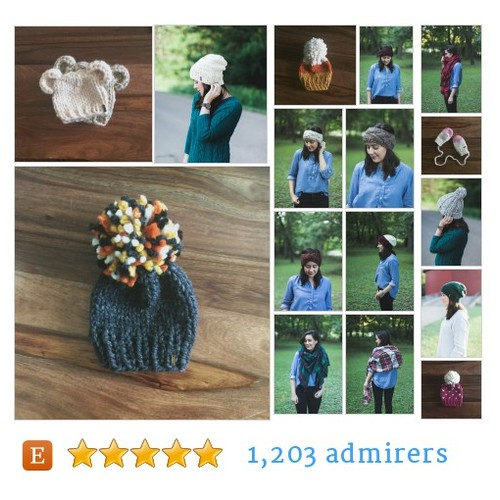 hand knit cozy wear & DIY patterns by @peppermintpine  #etsy shop  #etsy #PromoteEtsy #PictureVideo @SharePicVideo