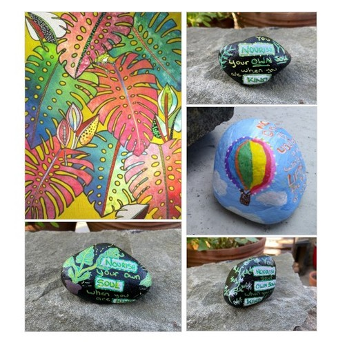 Painted rocks - Mermaids, Flappers, Dance hairpieces, and more! by Hairfetti Etsy shop #Paintedrock #etsyspecialt  #SpecialTGIF      @SpxcRTs  @DNRBOT  @Wild_RTs @Panther_RTs #etsy #PromoteEtsy #PictureVideo @SharePicVideo