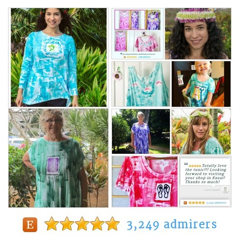 Spring Fashion from Kauai Hand Painted Clothes #etsymntt #integritytt #epiconetsy @EtsyRT @EtsySocial @DNR_CREW #etsy #PromoteEtsy #PictureVideo @SharePicVideo