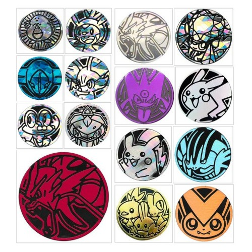Pokemon Coins @thepokemartshop #shopify  #socialselling #PromoteStore #PictureVideo @SharePicVideo