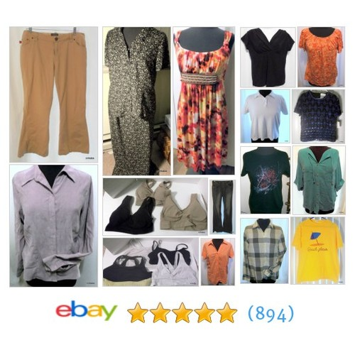 Clothing Fit For A Queen Items in Batten Rouge Bargains store #ebay @cynkaba  #ebay #PromoteEbay #PictureVideo @SharePicVideo