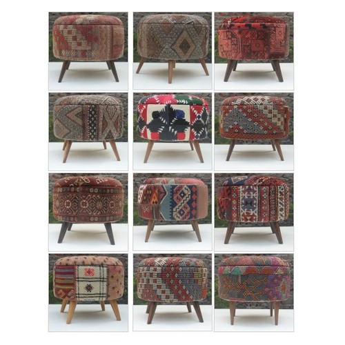 Ottomans @djemkilimhome #shopify  #shopify #PromoteStore #PictureVideo @SharePicVideo