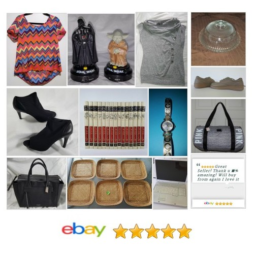 Items in StuffGoneBy80 store on eBay! @StufffGoneBy80  #ebay #PromoteEbay #PictureVideo @SharePicVideo