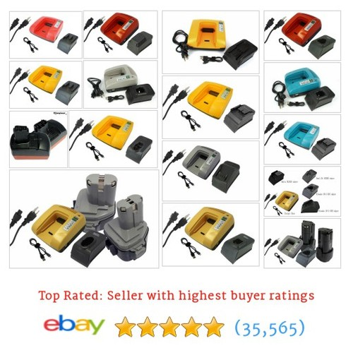 Power Tools Charger Items in PowerSmart® store #ebay @powersmartbat  #ebay #PromoteEbay #PictureVideo @SharePicVideo
