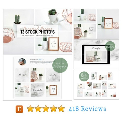 Stock photos bundle, Picture frame mockup, #etsy @skyladesign  #etsy #PromoteEtsy #PictureVideo @SharePicVideo