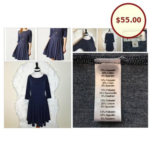 Anthropologie Puella Midday Dress @onascloset https://www.SharePicVideo.com/?ref=PostPicVideoToTwitter-onascloset #socialselling #PromoteStore #PictureVideo @SharePicVideo